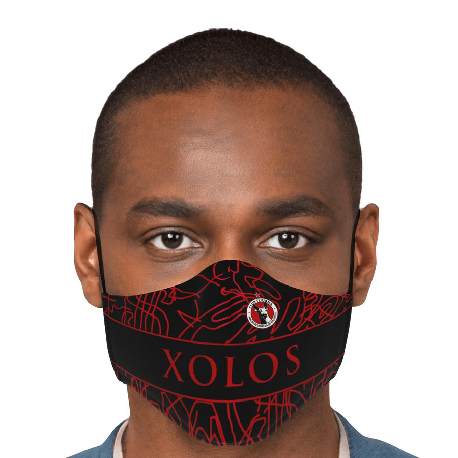 XOLOS CLUB TIJUANA RETRO - MOUTH COVER cubre bocas