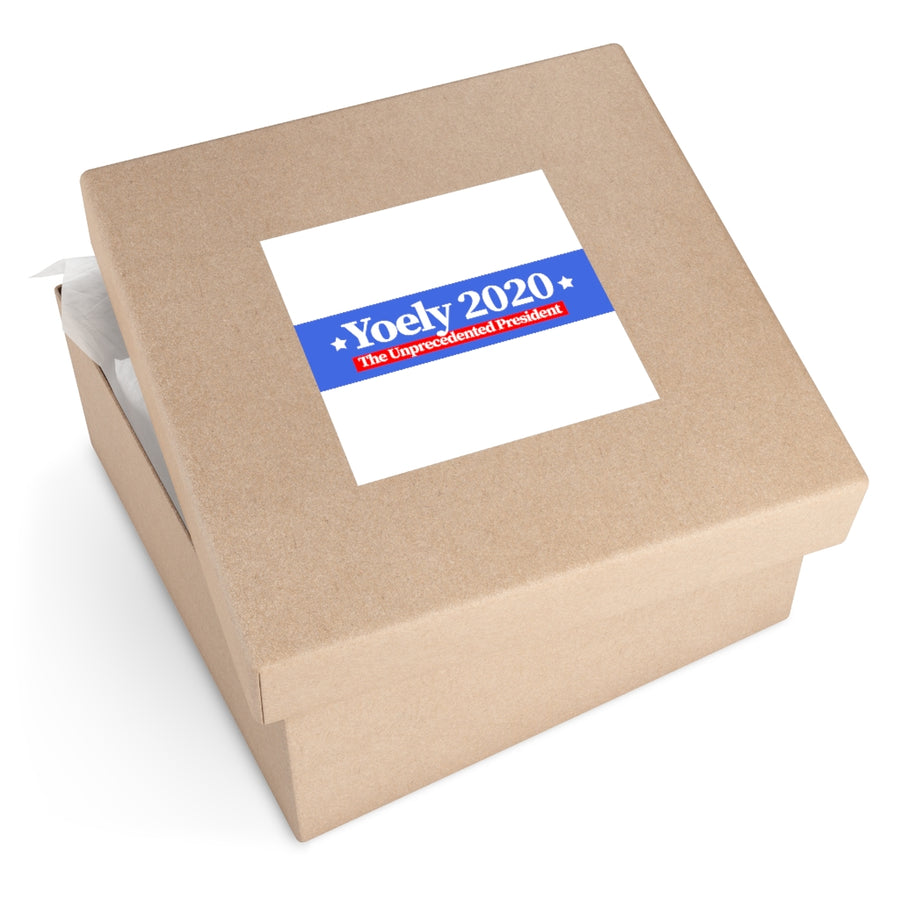 YOELY 2020 15X15 - Square Sticker (EU)