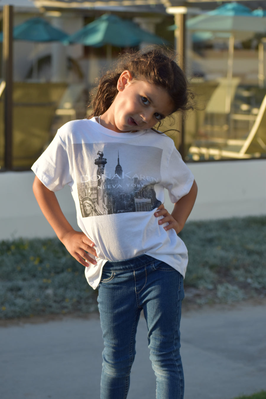 Doña Karen - Toddler Short Sleeve Tee