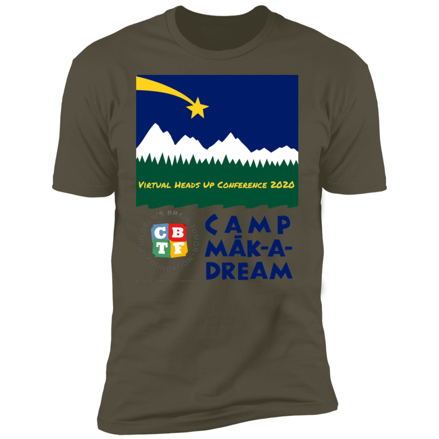 Camp Make a Dream -  Premium Short Sleeve T-Shirt