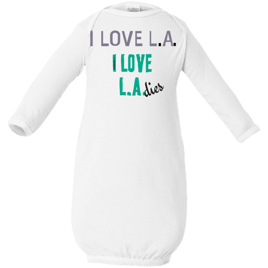 I HEART LADIES BABY SPENG Rabbit Skins Infant Layette