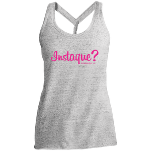 INSTAQUE? - District Made Ladies Cosmic Twist Back Tank