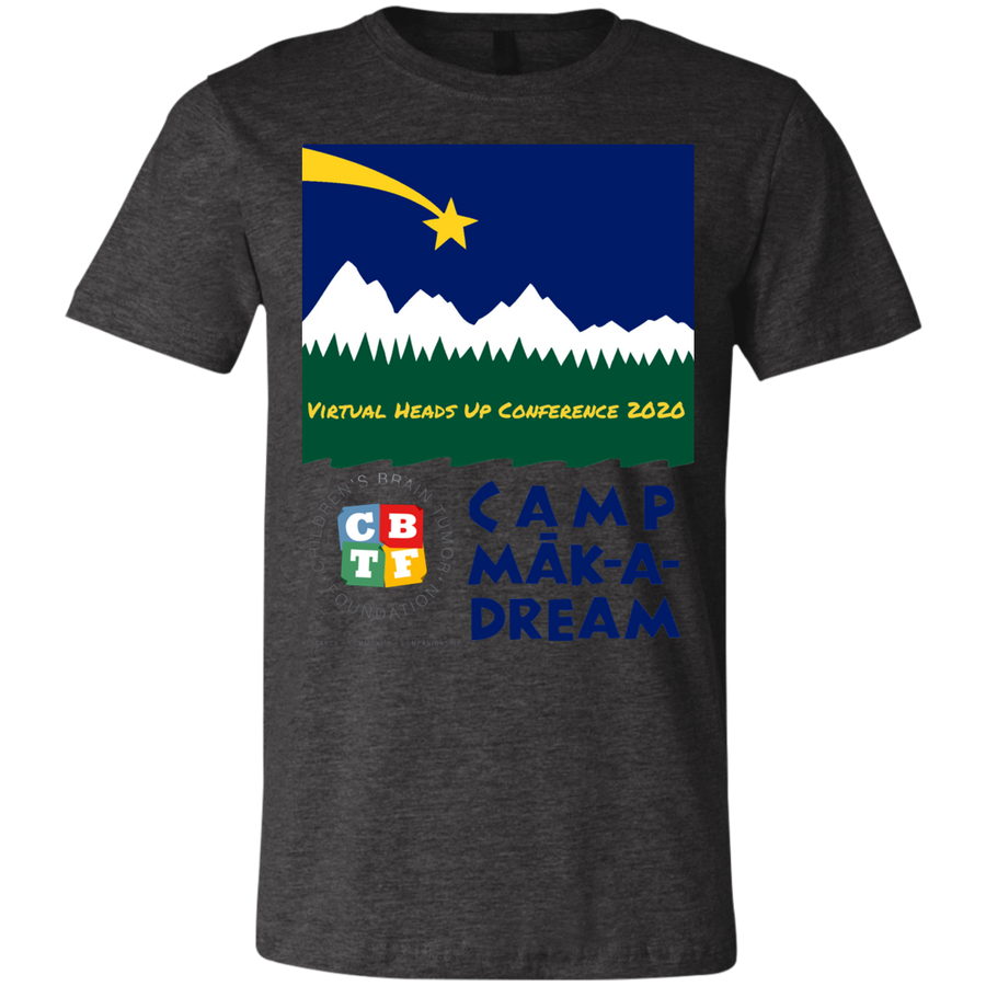 Camp Make a Dream- Youth Jersey Short Sleeve T-Shirt