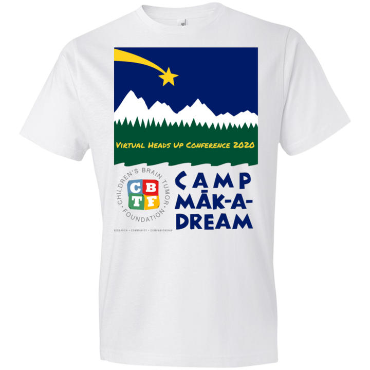 Camp Make a Dream - Youth Lightweight T-Shirt 4.5 oz