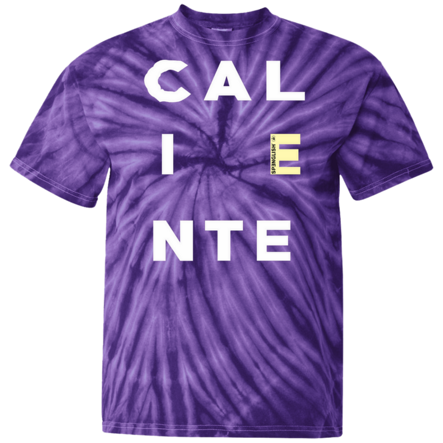 CALIENTE - Unisex 100% Cotton Tie Dye T-Shirt