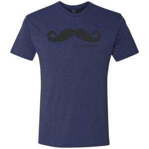 El Mostacho - Next Level Men's Triblend T-Shirt