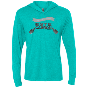 ESTE CABRON - Next Level Unisex Triblend LS Hooded T-Shirt