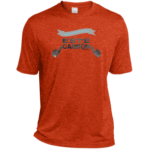 ESTE CABRON -  Sport-Tek Heather Dri-Fit Moisture-Wicking T-Shirt