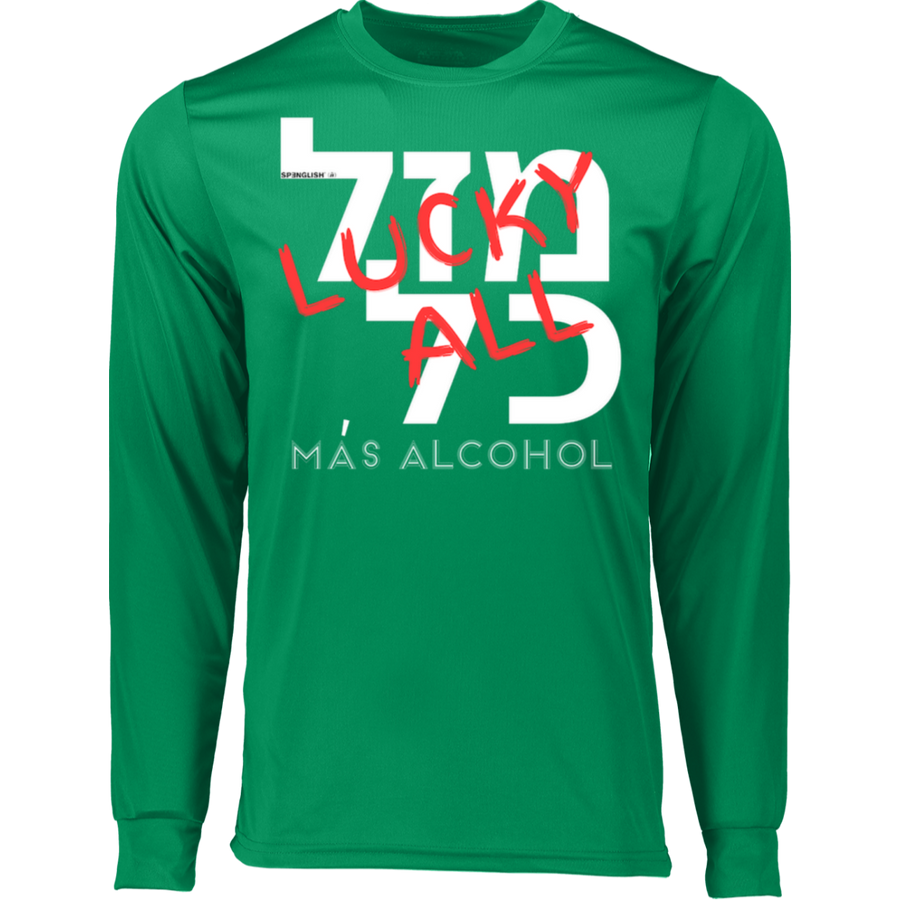 MAZAL KOL - Augusta LS Wicking T-Shirt