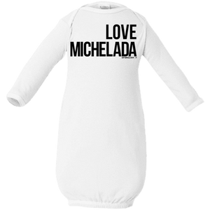 LOVE MICHELADA - Rabbit Skins Infant Layette