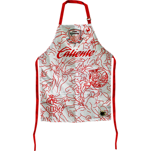 "CLUB TIJUANA ""BBQ MANDIL(ON)"" APRON -EDICIÓN RETRO"