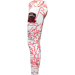 CLUB TIJUANA HOME/ AWAY LEGGINGS - EDICION RETRO XOLOS