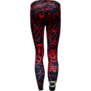XOLOS XMAS LEGGINGS