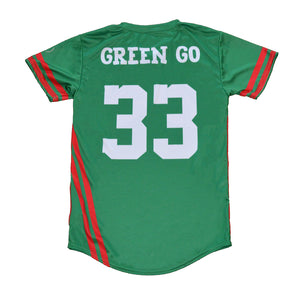 "Mexico ""Green Go"" Jersey"