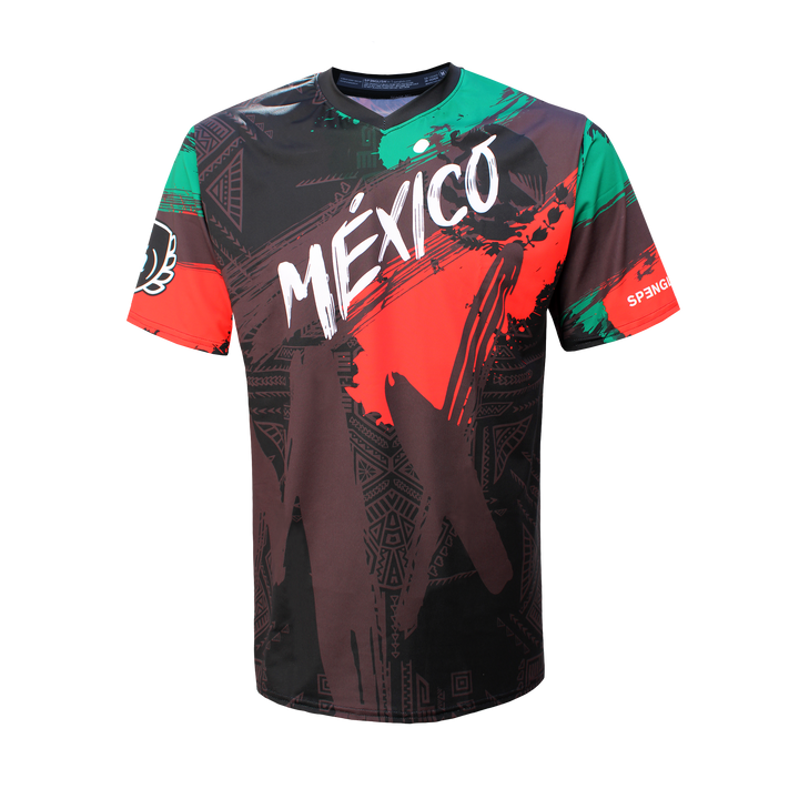 EL TRI - MEXICO - LIMITED EDITION - MX NOIR - FAN JERSEY