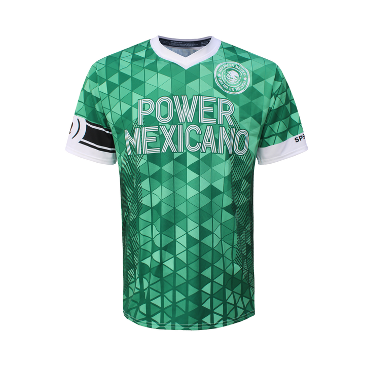 EL TRI - MEXICO - LIMITED EDITION - POWER MEXICANO - FAN JERSEY