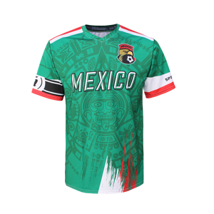 EL TRI - MEXICO - LIMITED EDITION - GREEN GO - - FAN JERSEY