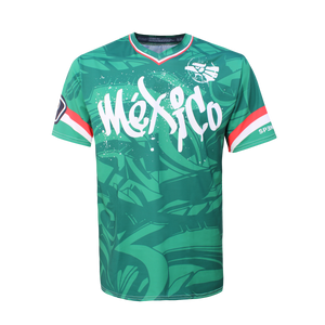 EL TRI - MEXICO - LIMITED EDITION - HECHO DESMADRE - FAN JERSEY