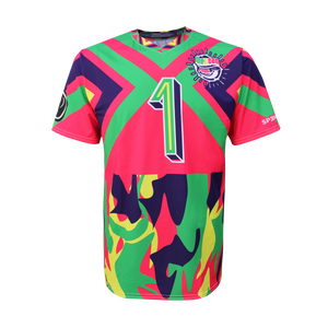 EL TRI - MEXICO - LIMITED EDITION - -BRODY MEXICAN POWER- - FAN JERSEY