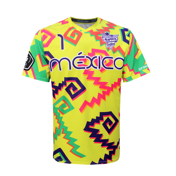 EL TRI - MEXICO - LIMITED EDITION - ACAPULCO SURFING - BRODY HOMAGE - FAN JERSEY