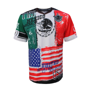 EL TRI - MEXICO - LIMITED EDITION - -USAMEX- - FAN JERSEY
