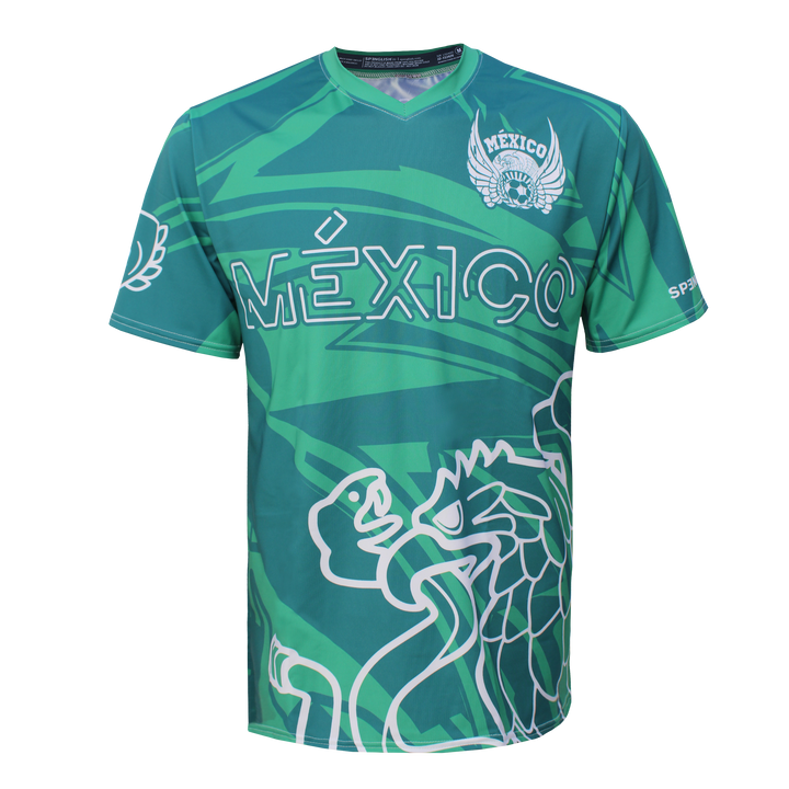 EL TRI - MEXICO - LIMITED EDITION - HECHO EN MEXICO - FAN JERSEY