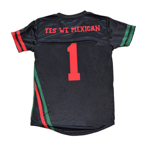 "Mexico ""Yes we Mexican"" Jersey"