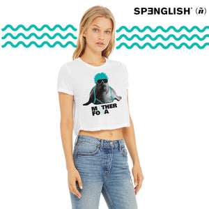 Mother Foca - Women's Crop Tee