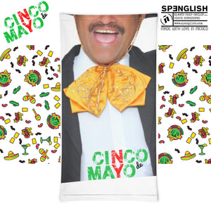 CINCO DE MAYO -  MOUTH COVER / CUBRE BOCAS / Neck Gaiter