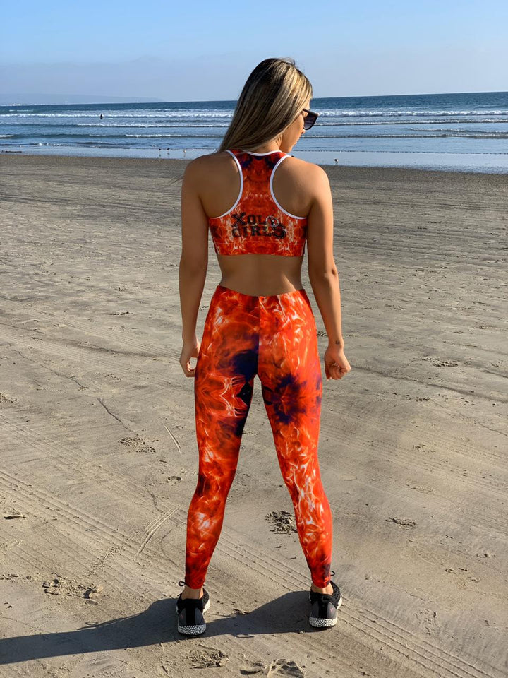 STAY STRONG XOLO GIRLS - Leggings Azalea