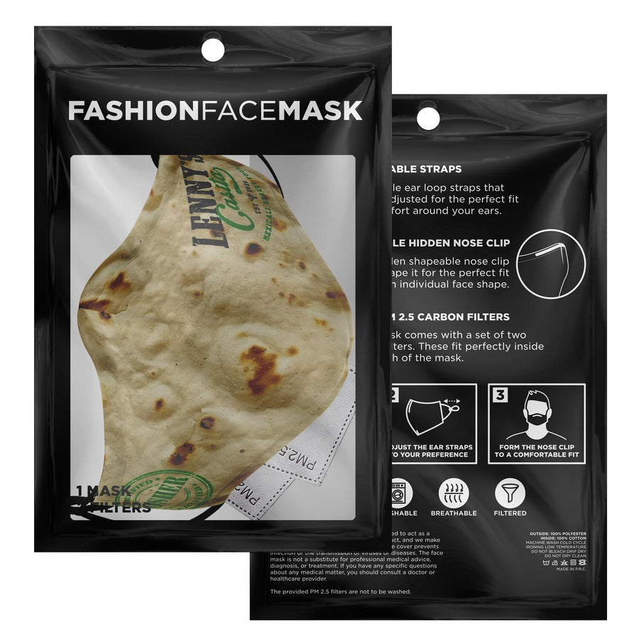 LENNY'S Casita Tortilla Kosher - Mask