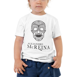 Alejandro Mcreina - Toddler Short Sleeve Tee