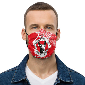 XOLOS GRAFFITI - Premium face mask