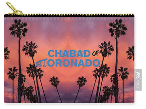 Chabad Coronado - Carry-All Pouch