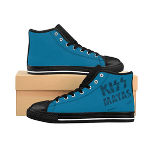 KISS MAYAS -Men's High-top Sneakers
