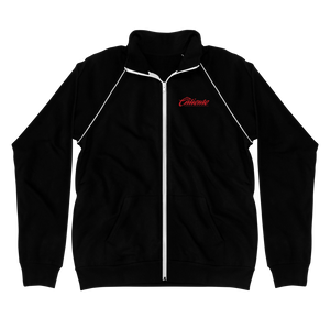 XOLOS LOGO CALIENTE - Piped Fleece Jacket