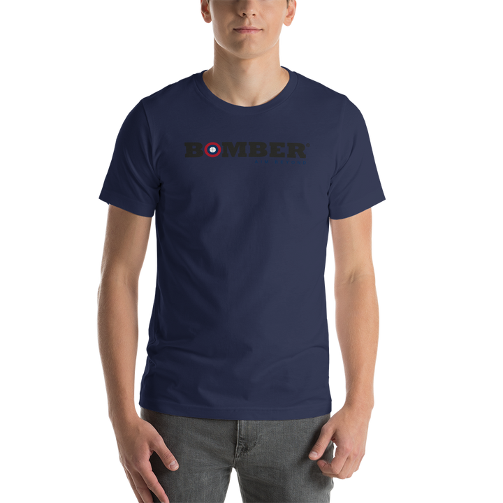 Bomber - Short-Sleeve Unisex T-Shirt