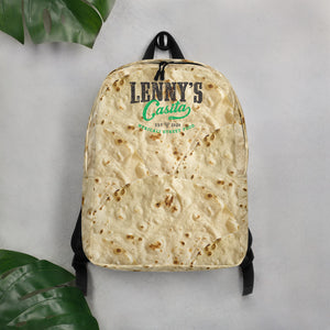 LENNY'S Casita Tortilla - Minimalist Backpack