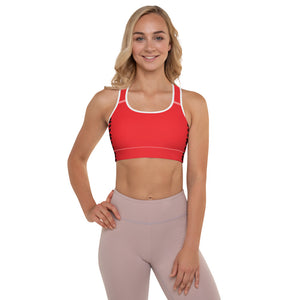 GLAMIRI XOXO - Padded Sports Bra
