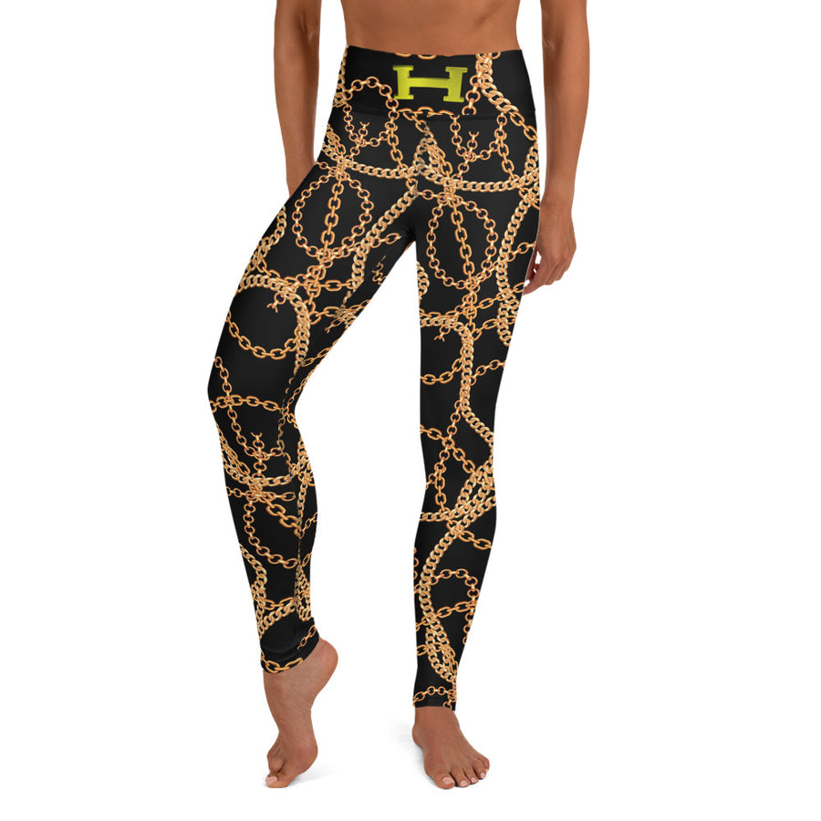 H Habibi - Yoga Leggings