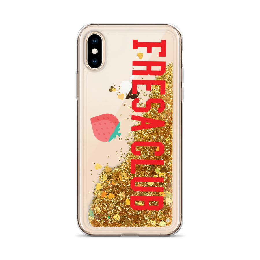 FRESA CLUB - Liquid Glitter Phone Case