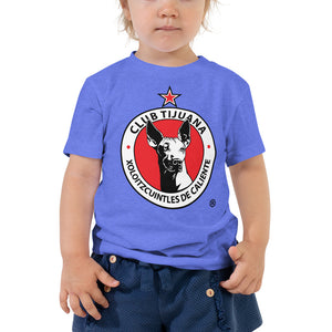 XOLOS OFICIAL - Toddler Short Sleeve Tee