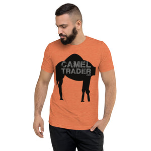CAMEL TRADER - Short sleeve t-shirt