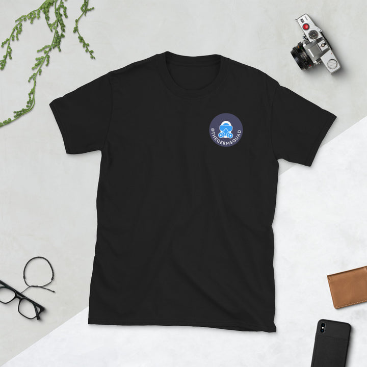 THE GERM SQUAD - Short-Sleeve Unisex T-Shirt