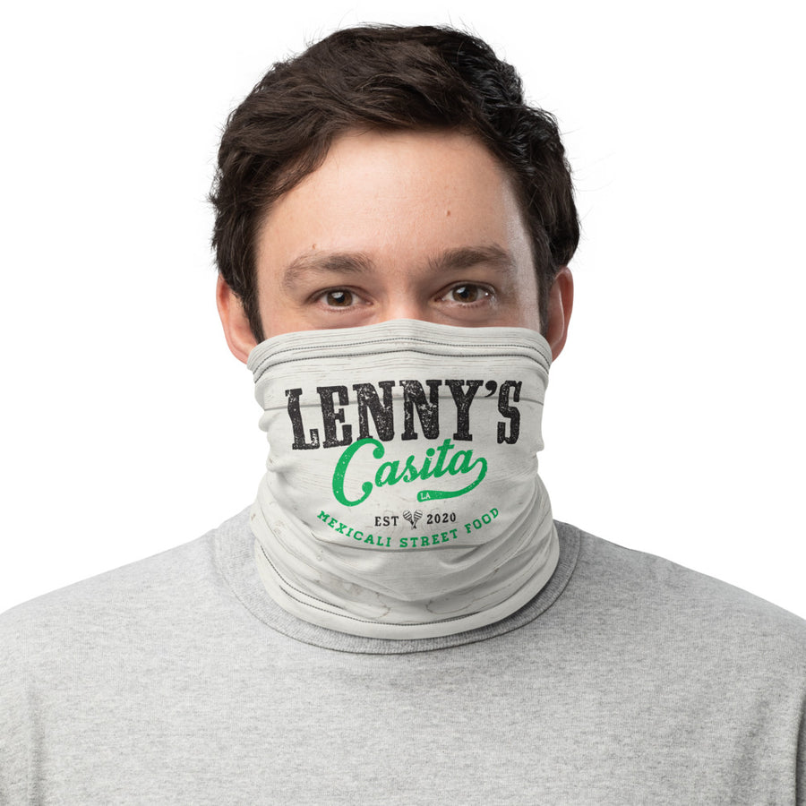 LENNY'S Casita - Mouth Cover / Neck Gaiter / Face Mask / head band