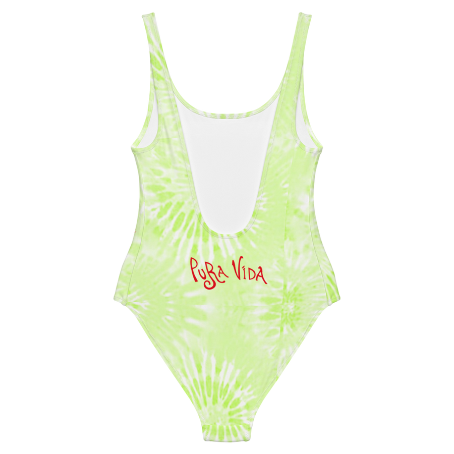 Cosita Rica Pura Vida - One-Piece Swimsuit