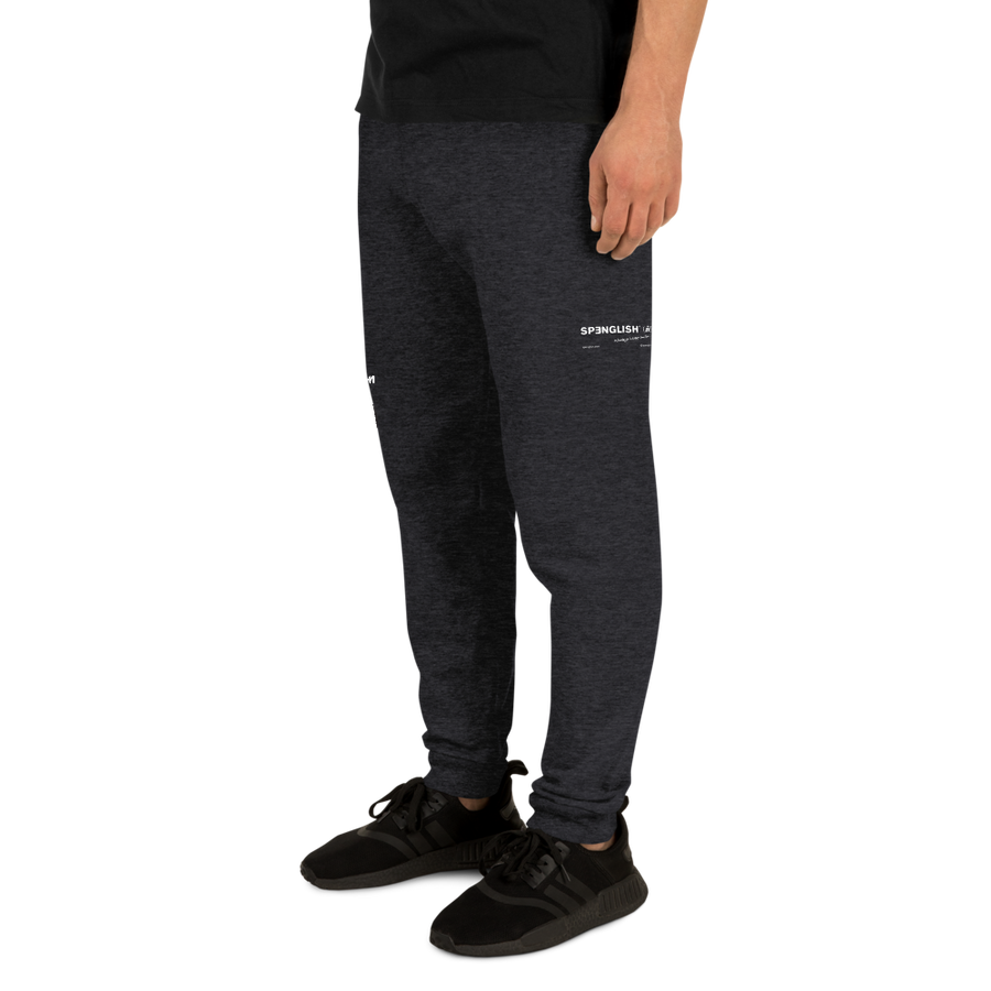 GO CONFIDENTLY in the direction of your sueños - Unisex Joggers