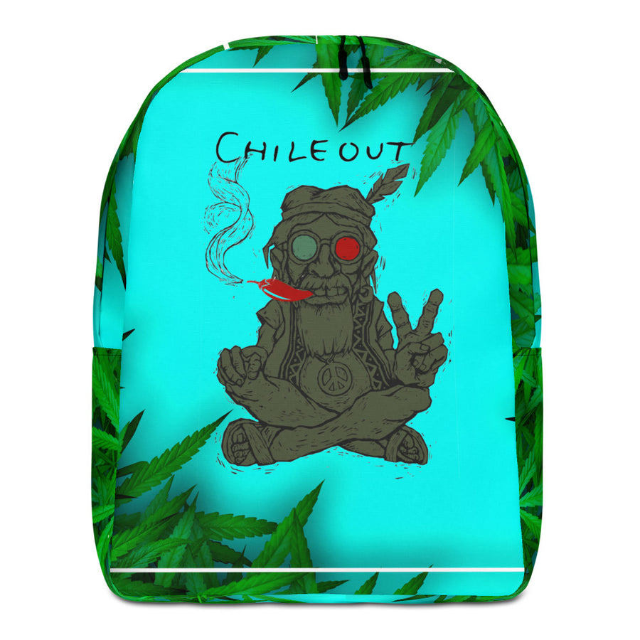 CHILE OUT - Minimalist Backpack