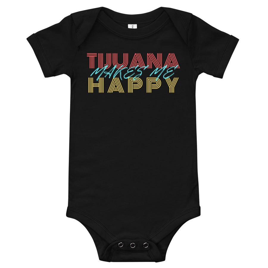 TIJUANA MAKES ME HAPPY - T-Shirt for XOLOS