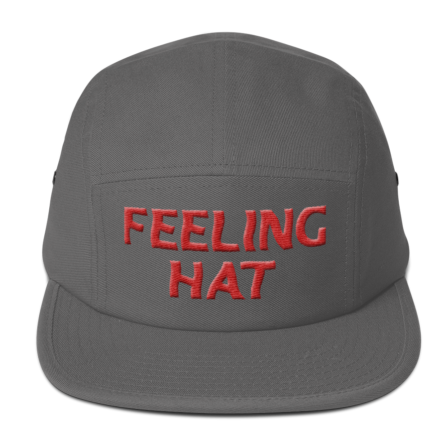 FEELING HAT - Five Panel Cap